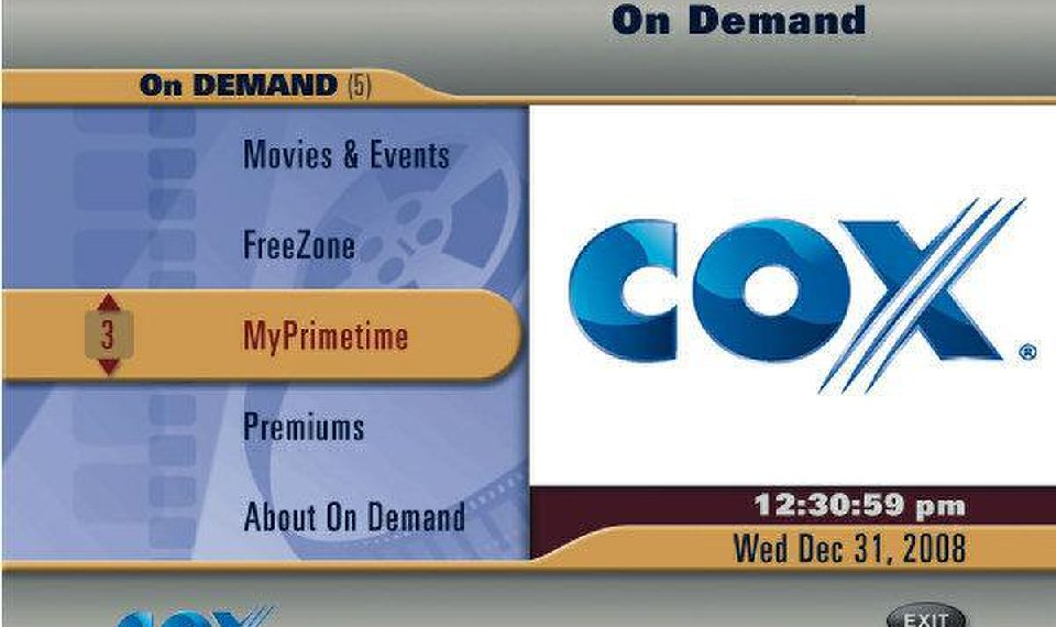 Cox Tv Guide Okc