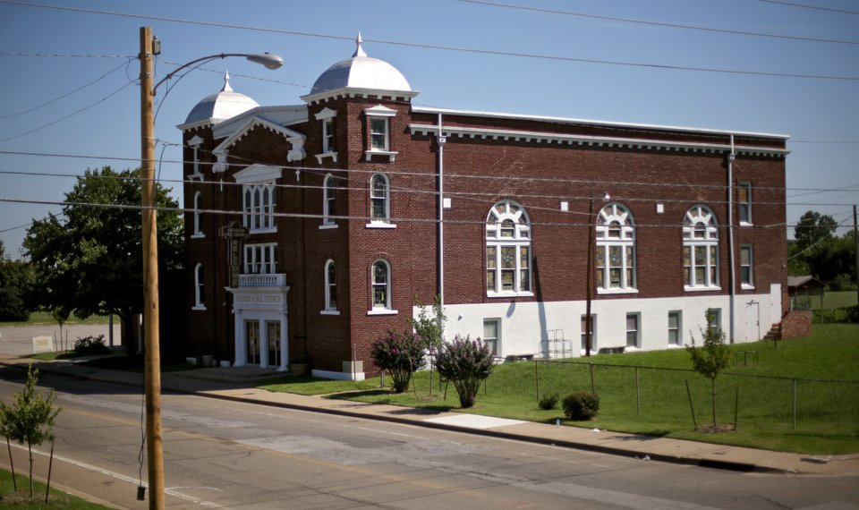 Remarkable Historic Vernon Ame Church In North Tulsa Added To National Home Interior And Landscaping Palasignezvosmurscom