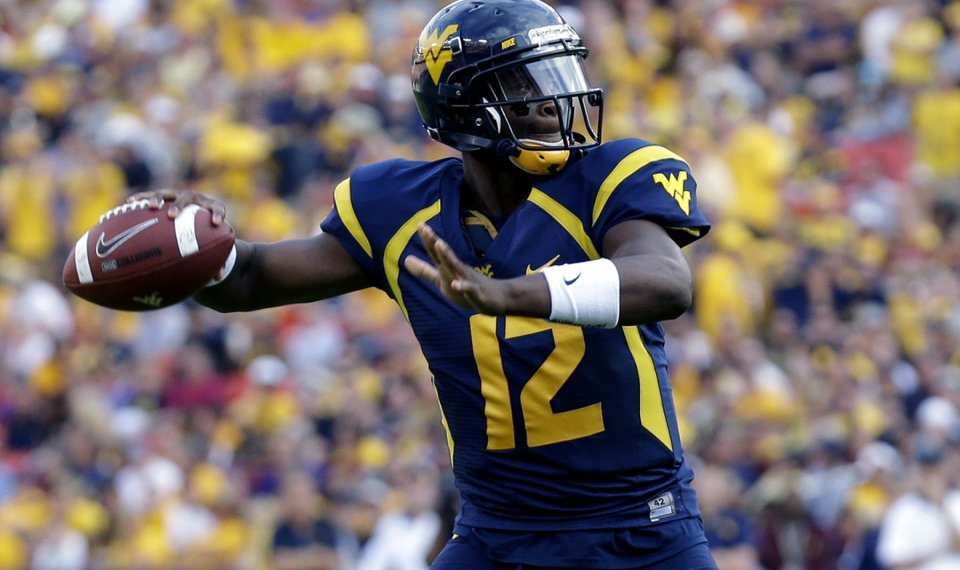 Big 12 Football Don T Hand West Virginia S Geno Smith The