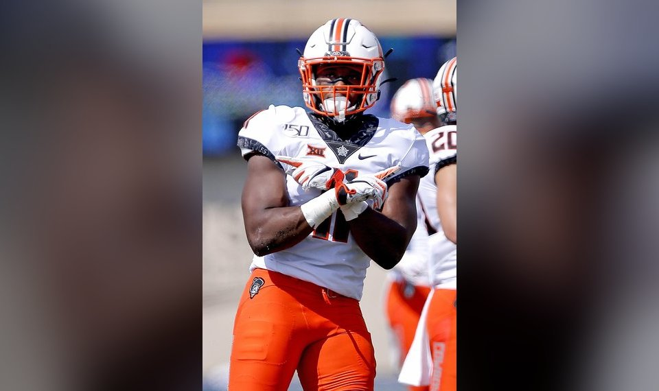 reputable site 8018c 6ff77 OSU football: Cowboys on the fringe of AP top 25