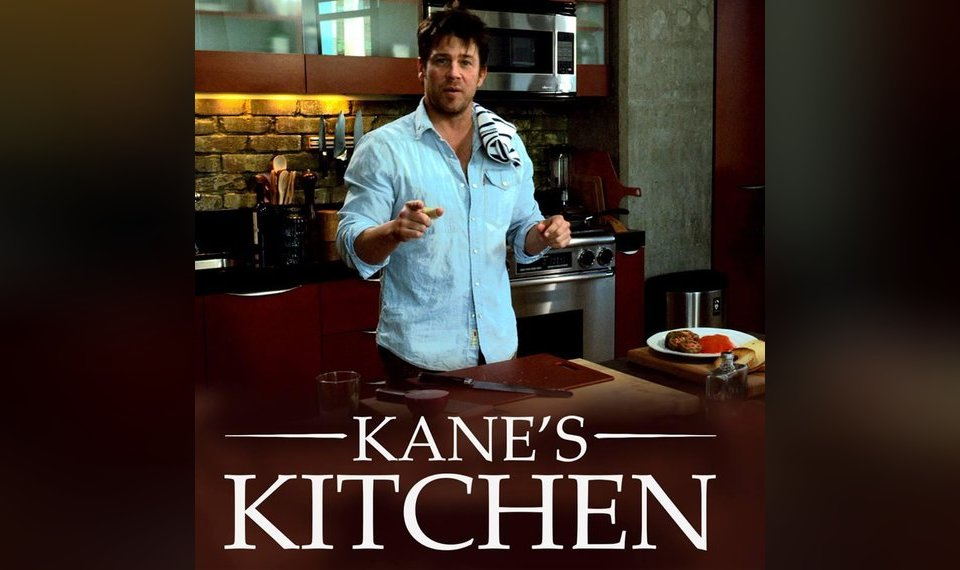 Christian Kane S Cooking Show Kane S Kitchen Launches