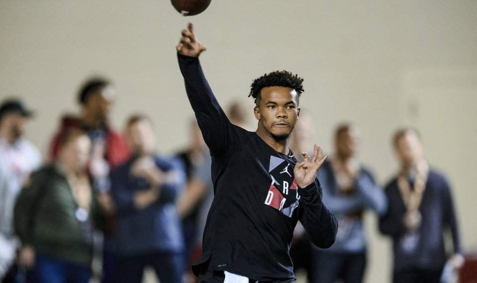 Kyler Murray opens as favorite for NFL Offensive Rookie of the Year
