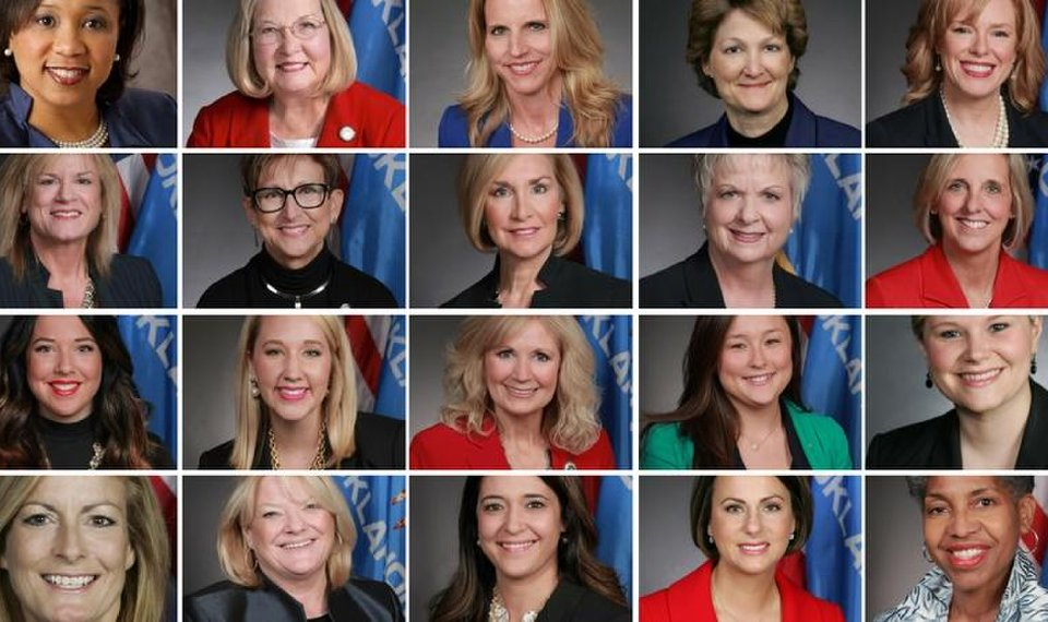 We asked all 20 women in the Oklahoma Legislature about ...