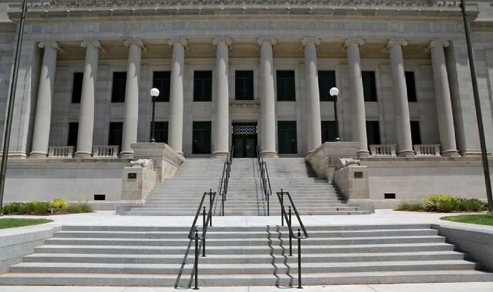 Oklahoma abortion law argued before Supreme Court referee