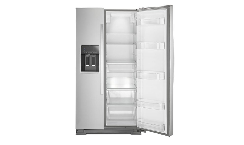 The Side By Side Refrigerator Style Has More Features, Such As Temperature  Controls