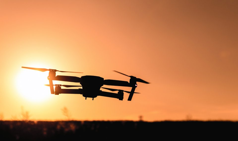 Proposed state law would regulate commercial drone operators