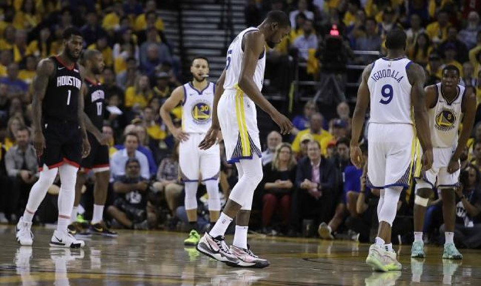 Warriors didn't need Kevin Durant, but they needed him out of OKC