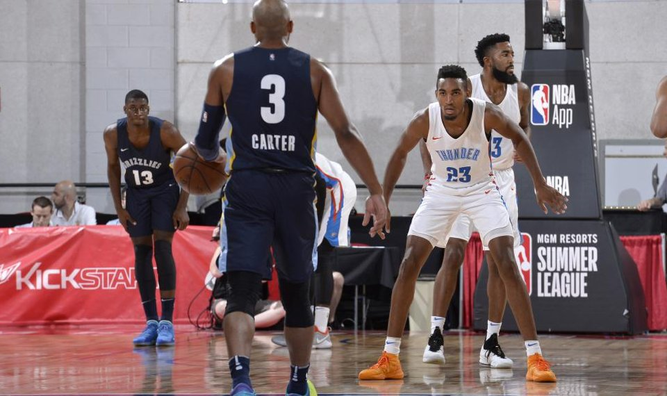 6bd7152fd64 Thunder Buddies podcast  The highs and lows of Summer League
