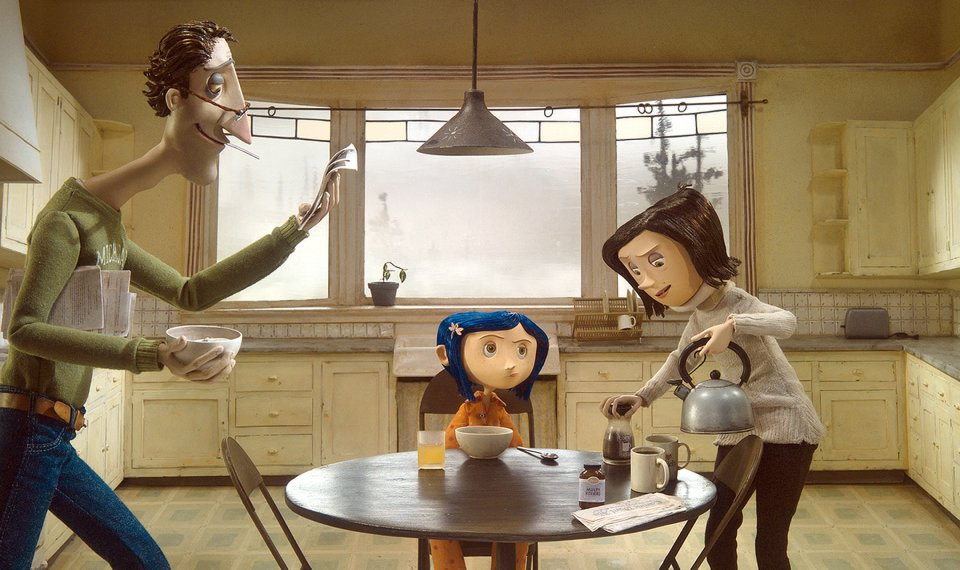 Movie Review World Of 8216 Coraline 8217 Worth A Visit