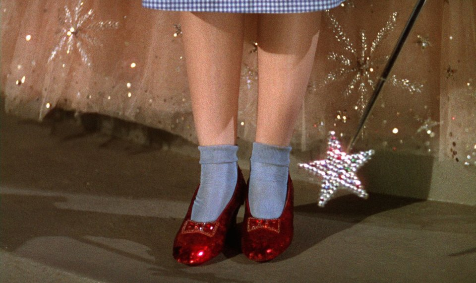 dorothy s ruby slippers will return to the national museum of