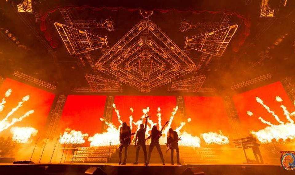 related photos trans siberian orchestra photo provided - Trans Siberian Orchestra Christmas Canon Rock