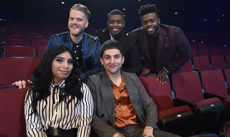 Pentatonix Christmas Special 2019.Video Check Out Highlights From The Tv Special Pentatonix