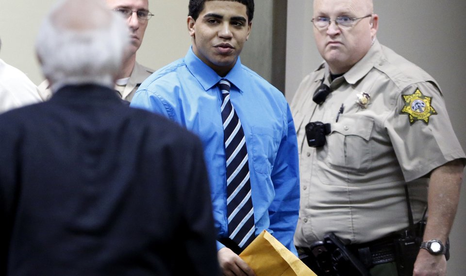 Duncan teenager is guilty of first-degree murder in