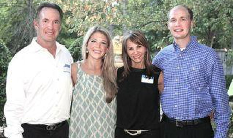 Michelle Durrett and Jeremy Whitlow honored at wedding