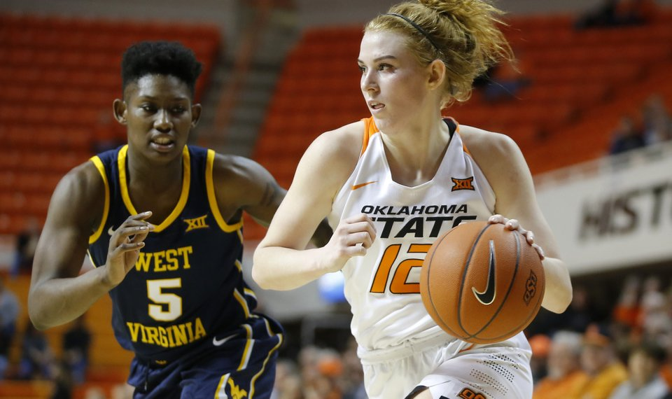 OSU women's basketball sets nonconference schedule