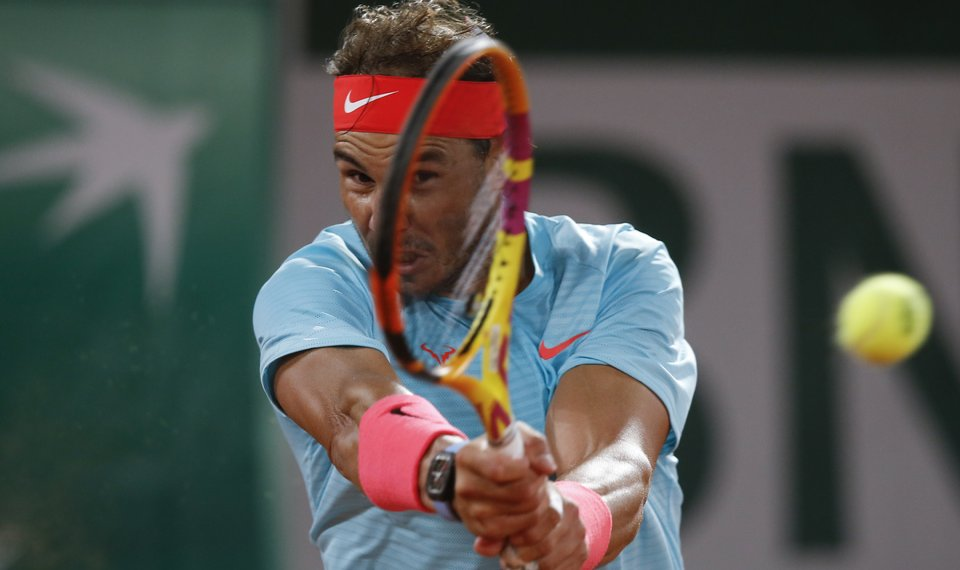 The Latest Nadal Beats Sinner In French Open Quarters