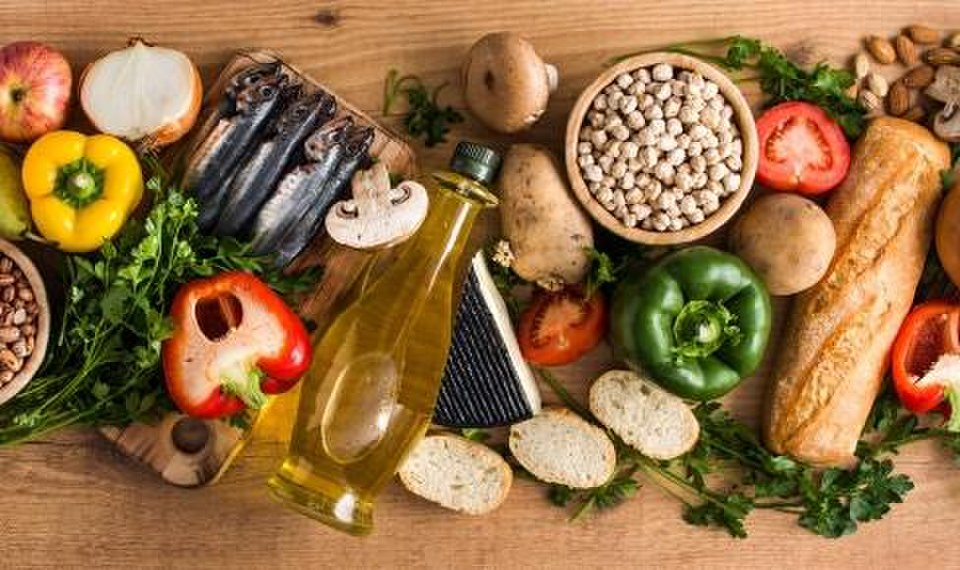 mediterranean diet for yey health