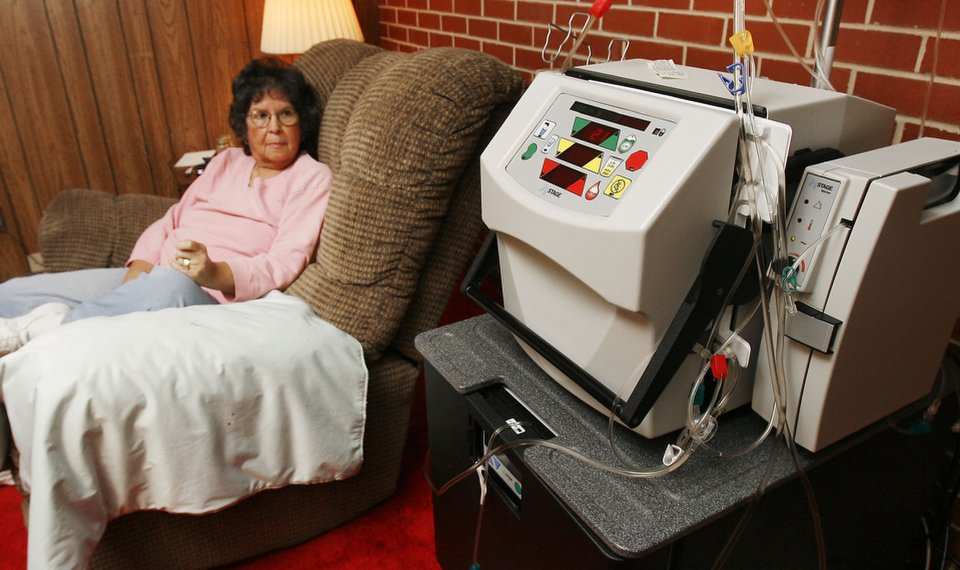 For many dialysis patients, there's no place like home
