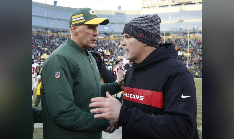 Packers Head For Super Bowl In Blur Of >> Falcons Quinn Evaluating Everything After Another Loss