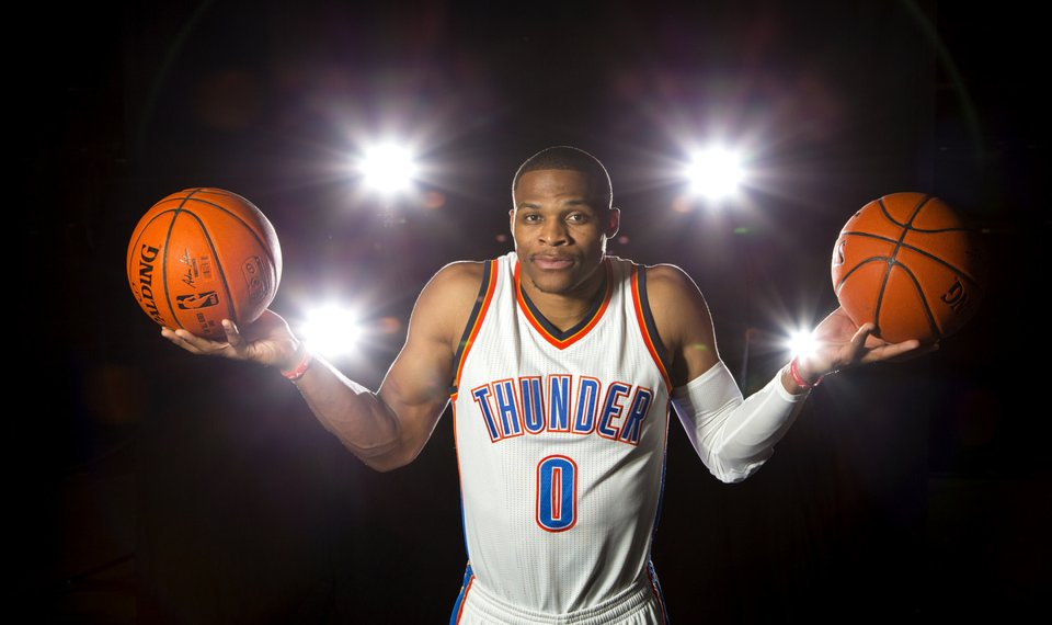 OKC Thunder  How Russell Westbrook became the story of the NBA season 481e7e047a7