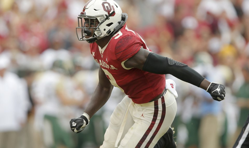 OU report card: Spectacular offense highlights Sooner victory