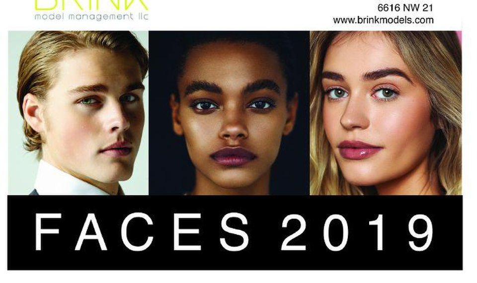 Brink Model Management announces model search