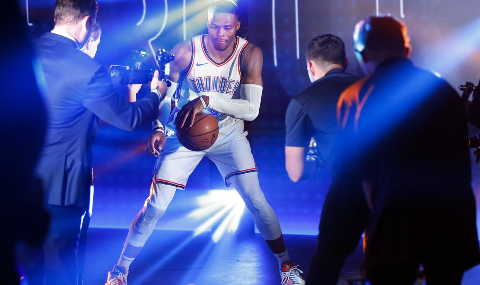 image about Okc Thunder Printable Schedule referred to as Oklahoma Metropolis Thunder 2018-19 routine: Year, Television and radio