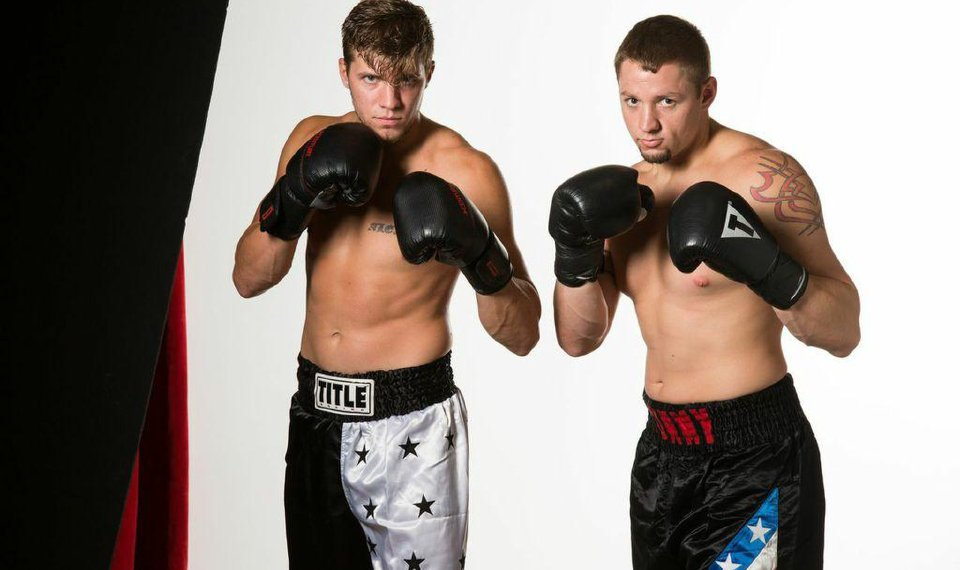Boxer Tommy Morrisons Sons Trying To Make A Name For Themselves In