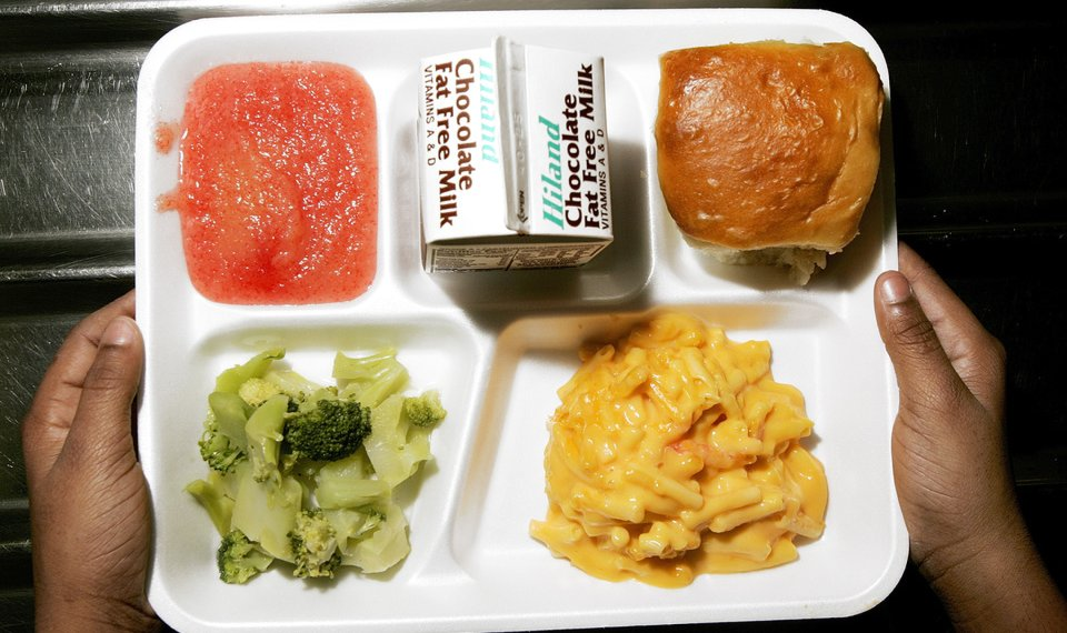 What's for lunch at Norman Public Schools?
