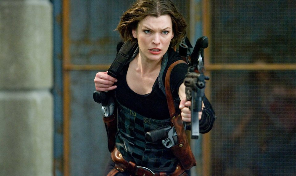 39 Afterlife Is Fun Milla Jovovich Says