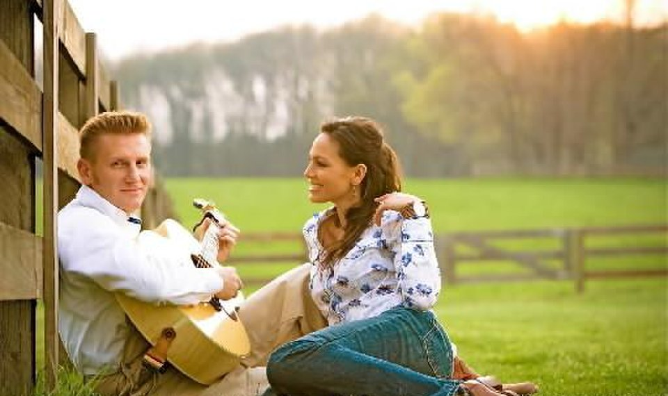 Joey + Rory equals tuneful combination