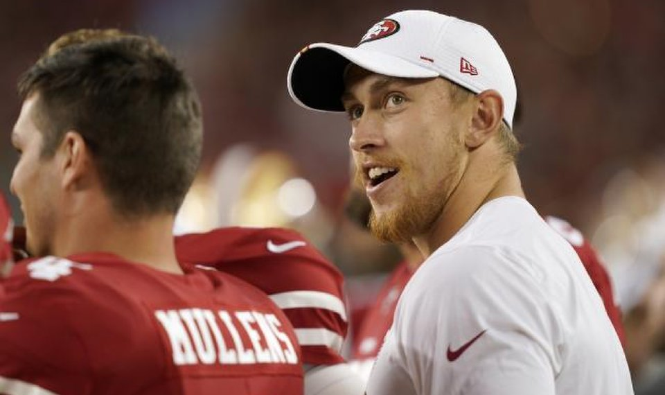 Norman High Alum And 49ers Star George Kittle Enjoys Giving