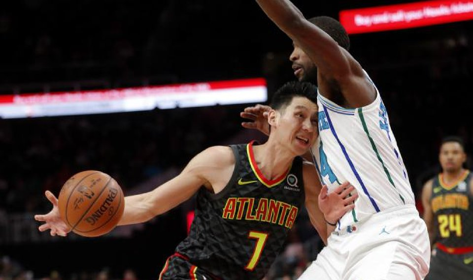meet e43ce b620f Jeremy Lin to join Raptors after being waived by Hawks