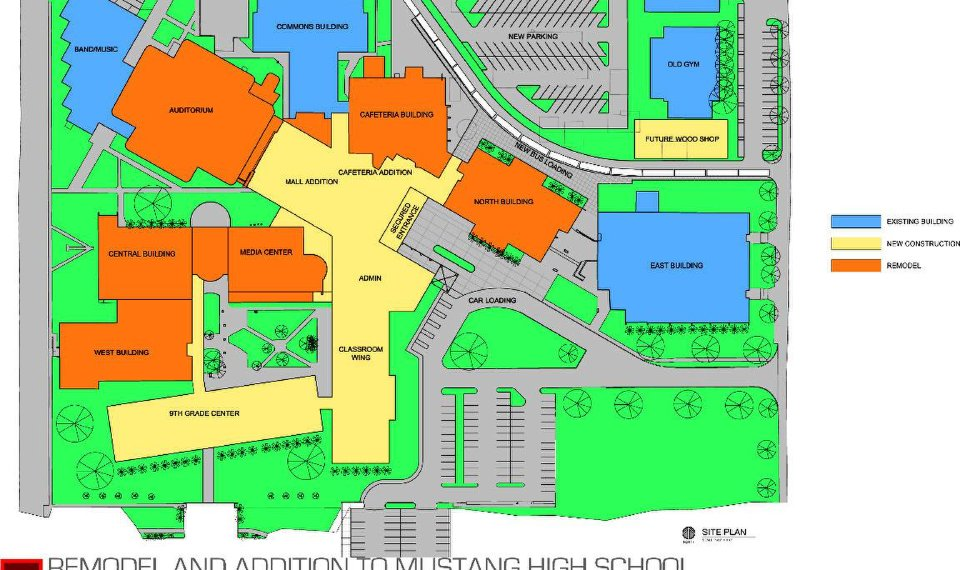Mustang High Has Campus Tours Set