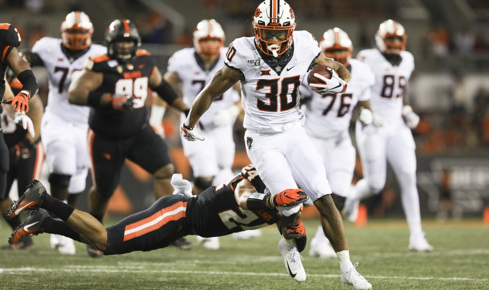 OSU football: Five things to know about the Cowboys' 52-36