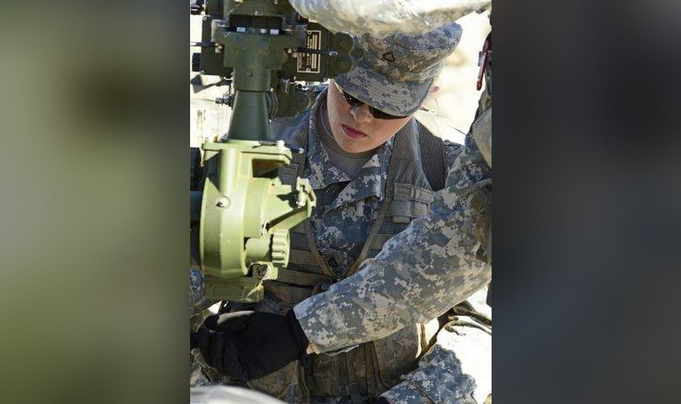 Fort Sill soldier becomes first female with specialty of