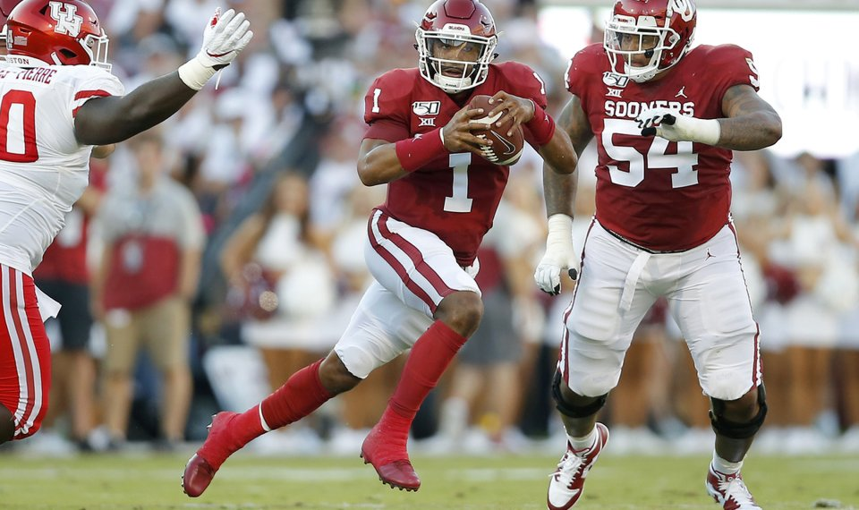 OU football: Jalen Hurts picks up two Big 12 honors