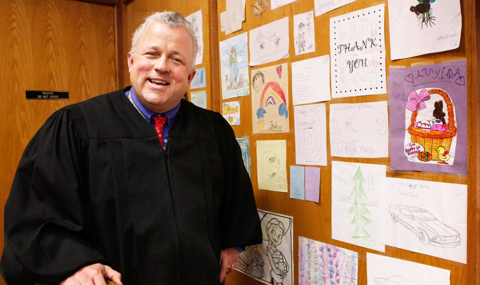 2012 profiles: Judge Richard Kirby says 'every child is a different