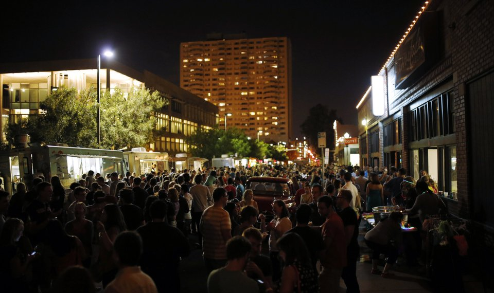 H8th Returns For One Day To Oklahoma City For Food Truck Roundup