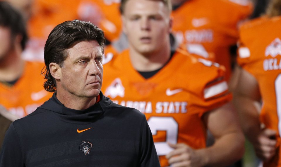 OSU football: Mike Gundy in top 15 of CBS Sports' coaches' rankings