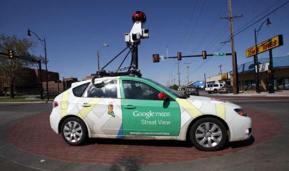 Google Maps Street View Vehicles Updating Metro Images