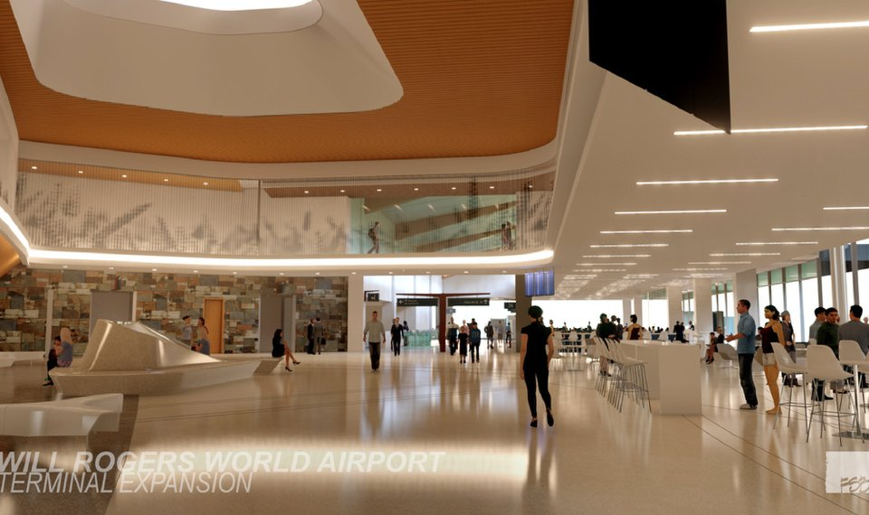 Will Rogers terminal expansion gets final go-ahead