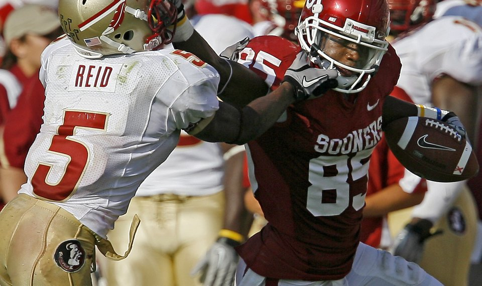 Analyzing The 2011 Ou Football Schedule From Florida State