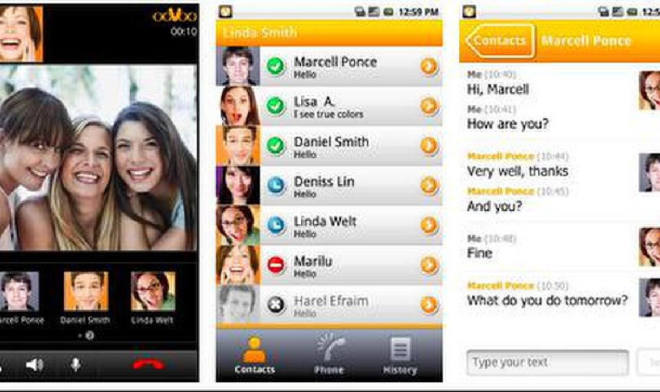 What is oovoo app