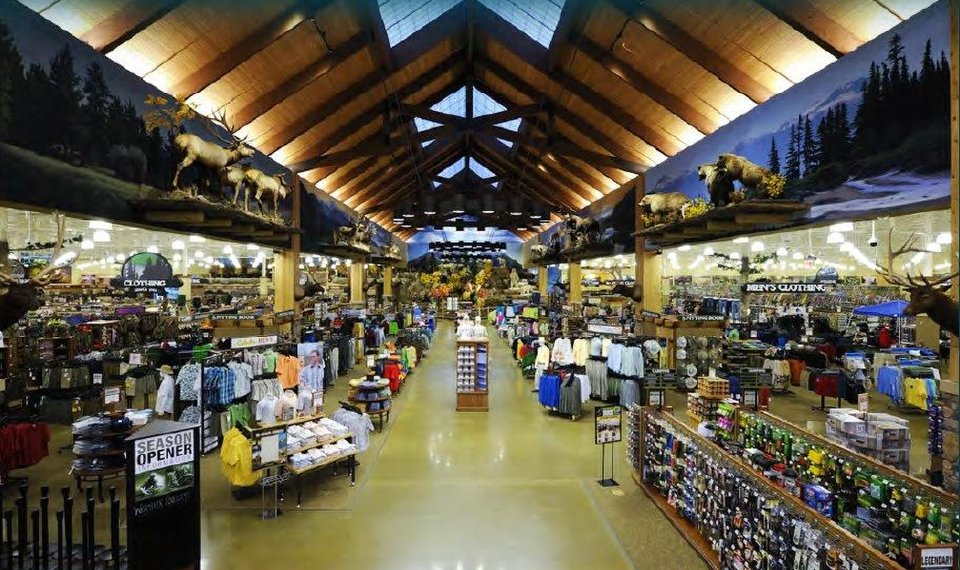 for a deal: Cabela's makes case for Oklahoma City store Cabelas Store Map on