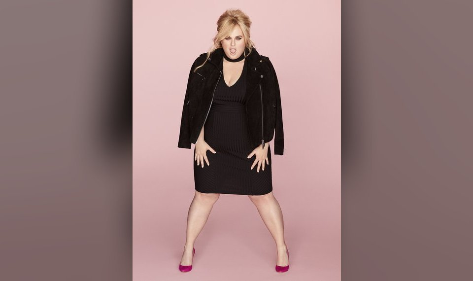 Rebel Wilson launches new plus-size clothing line