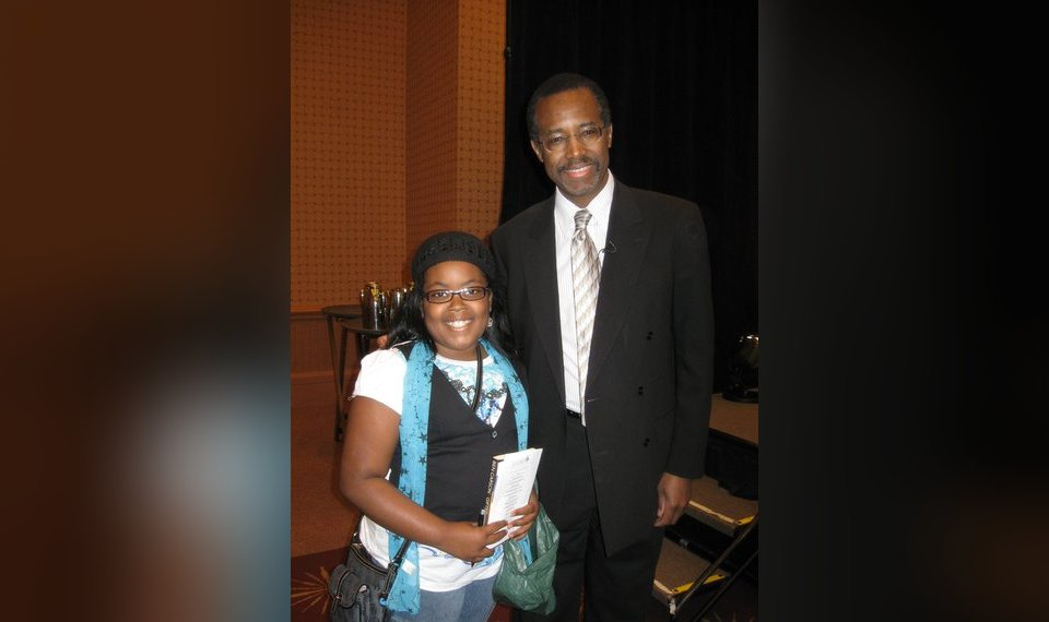 Mind your body, says noted Dr  Ben Carson
