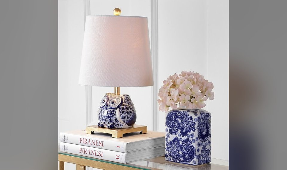 Decorating With Table Lamps The 5 Best