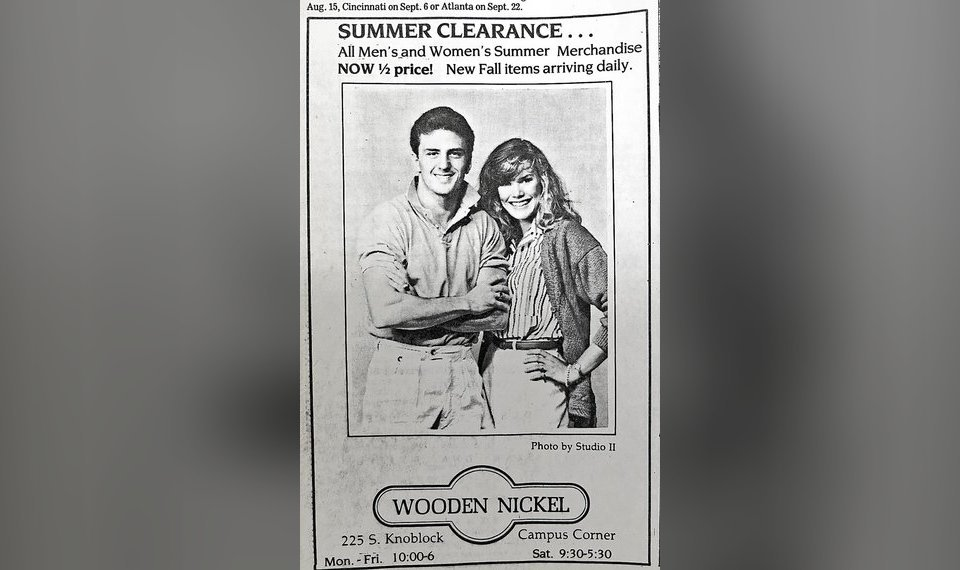 In Stillwater Oklahoma The Wooden Nickel Is Not Closing