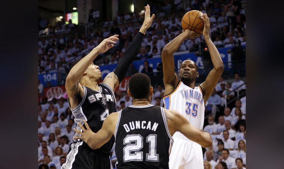 OKC Thunder to visit San Antonio on Christmas Day
